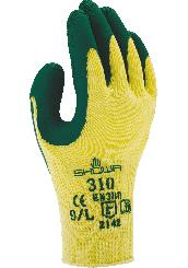 SHOWA 310 gelb/grün