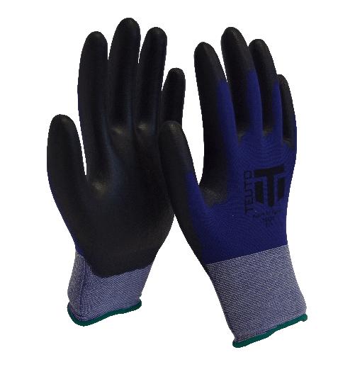 TEUTO® PalmFit Light blau/ dunkelblau