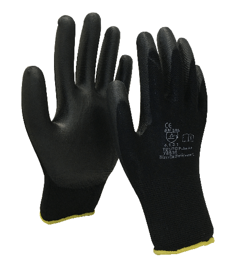 TEUTO® PalmFit Eco black